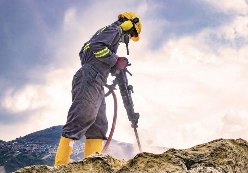 Valutazione del rischio vibrazione nei cantieri